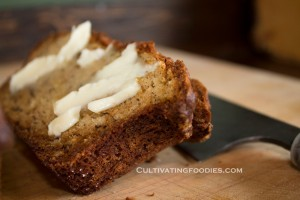 Banana Bread #cultivatingfoodies