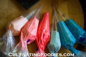 Icing bags