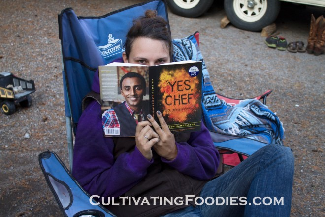 Yes Chef #cultivatingfoodies