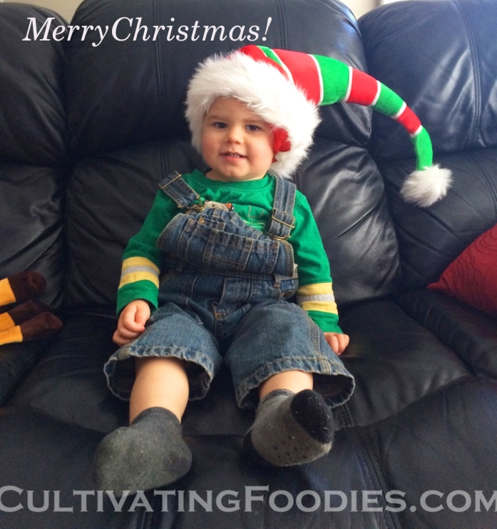 Littel Chef Christmas