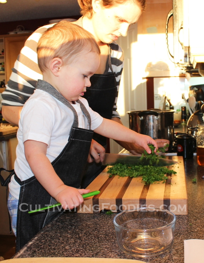 Little Chef and Steph parsley wm.jpg